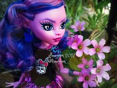 (Linayum) Tags: kjerstitrollson mh monster monsterhigh mattel doll dolls muñeca muñecas toys juguetes flower flor flowers flores spring primavera linayum