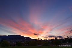 20170404-07-Hobart sunset (Roger T Wong) Tags: 2017 australia cenotaph domain hobart mtwellington rogertwong sel2470z sony2470 sonya7ii sonyalpha7ii sonyfe2470mmf4zaosscarlzeissvariotessart sonyilce7m2 tasmania clouds sky sunset