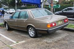 1985 BMW E23 735i (jeremyg3030) Tags: 1985 bmw e23 735i cars german