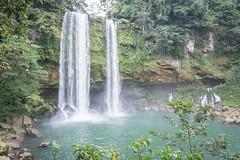 Palenque Misol Ha Falls-3