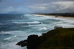 Port Macquarie, NSW, Australia (phudd23) Tags: portmacquarie sea coast beach nsw newsouthwales australia