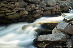 4-web-watermark (Brian M Hale) Tags: waterfall water fall keyes brook river stream rocks stone wall long exposure nd lee filter little stopper new england newengland ma mass princeton massachusetts brian hale brianhalephoto outside outdoors nature
