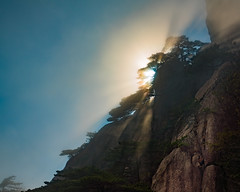黃山曙光 (sunnyha) Tags: sunnyha sunlight dawn outdoors mountain plant sky bluesky blue skyblue sunny dawnofmthuangshan yellowmountain sony sonyilce7rm2 a7rll a7rm2 china anhuiprovince anhui travel photographier photograph photographer color colour colours chinese chinalandscape landscape 黄山曙光 黃山 曙光 中國 中国 中国風景 寫真 攝影 自然 安徽 mthuangshan