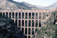img669 (foundin_a_attic) Tags: eagle aqueduct maro spain malaga