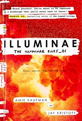 Illuminae (Vernon Barford School Library) Tags: amiekaufman amie kaufman jaykristoff jay kristoff illuminaefiles01 01 illuminaefiles files sciencefiction survival survivors artificialintelligence ai interplanetaryvoyages space spacetravel plague illness ill sick sickness disease diseases youngadult youngadultfiction ya vernon barford library libraries new recent book books read reading reads junior high middle school vernonbarford fiction fictional novel novels hardcover hard cover hardcovers covers bookcover bookcovers paperoverboard librarybinding 9780553499124 1 one 1st first series yrca youngreadersreaderschoiceawards yrcanominee yrcanominees award awards intermediate intermediatedivision 2018