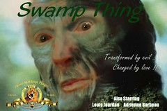 Granny Does the Green Swamp Thing (SolanoSnapper) Tags: werehere psychotronicculttrash swampthing granny 6ws