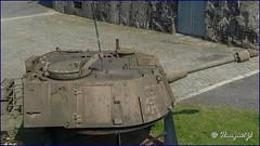 Aubin Neufchateau (hanquet jeanluc) Tags: 2017 armée aubin aubinneufchateau chars charsdassaut fort guerre neufchateau tank soldats qdub liege belgium be