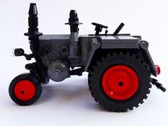 Lanz Bulldog HN3 D7506 (Der Beueler) Tags: omega3108 lego moc lanz bulldog hn3d7506 traktor tractor heel uwe kurth derbeueler