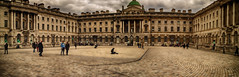 Project 365; #119 (iMalik1) Tags: project 365 days photo day challenge potd panorama central london somerset house art gallery sony world photography awards swpa ealing photographer canon eos m3 urban landscapes architecture building old clouds cloudy spring people saturday exhibition imalik strand