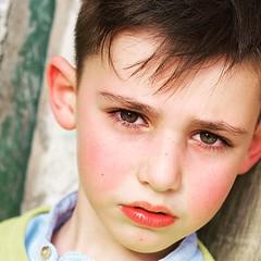Broncio (stefano.ciardiello) Tags: labbra occhi olympus zuiko 45mmf18 ritratto broncio