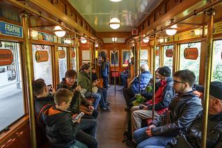 U-Bahn Berlin A1 Museumszug