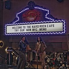 Hard Rock Cafe. New York City. Apr/2017 (EBoechat) Tags: hard rock cafe new york city apr2017