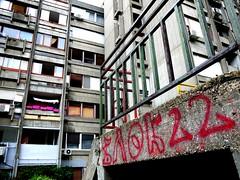 blok 22 (ellastardust) Tags: dystopia communism architecture sixties serbia