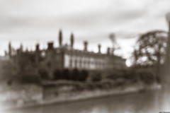 Clare College (aljones27) Tags: cambridge cambridgeshire pinhole cam river university rivercam worldwidepinholephotographyday