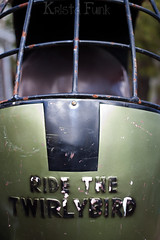 Ride the Twirlybird (Krista Funk's Photos) Tags: old broken helicopter rides busted twirlybird