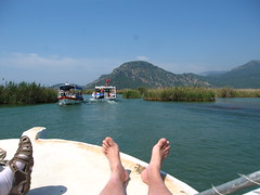 "Holiday ""far niente"" (Radu Bucuta) Tags: holiday turkey river easter dalyan 2013 turcia"