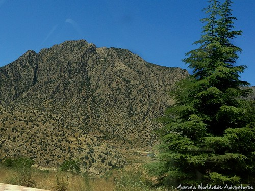 Mountains in Northern Iraq