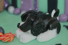 IMG_8784 (baking you happy by Katie's cakes) Tags: dog cake topper