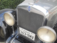 29ChevyModelAC_0k_grill (Monaco Luxury) Tags: original barn 5 pass international chevy drives runs ac coupe find completely 1929