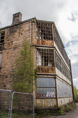 Broomhill Hospital, 16/05/13 (David Warden) Tags: abandoned architecture hospital scotland rusty dirty urbanexploration disused derelict broomhill kirkintilloch broomhillhospital eastdunbartonshire