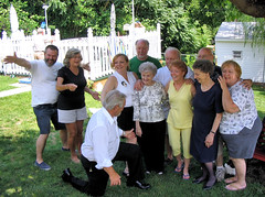 Grandmom's Wake 20 (tineb07) Tags: friends tim ray evelyn colleen nelson 2006 brush kelly dolores markel sanza