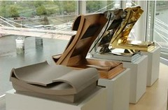 Anthony Caro. Open Secret. 2004