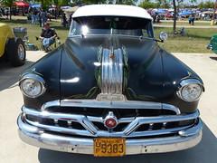 1952 pontiac (bballchico) Tags: austintexas pontiac carshow 1952 lonestarroundup highwayhorrorscc lonestarroundup2013