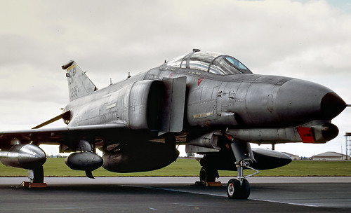 McDonnell F-4 Phantom II G - 69-7295/69-295/SP