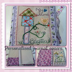 These are made by order with personalised messages embroidered on the covers #journal #chileanhands #embroidery (chileanhands) Tags: square squareformat iphoneography instagramapp uploaded:by=instagram