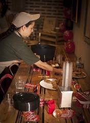 Operacin Bikini @ Argula (Yelp.com) Tags: comida yelp wraps smoothies focaccia tarta vino ensaladas zumo minimuffins argula hijoma