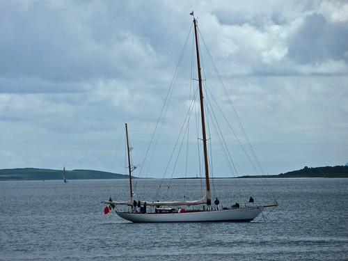 Kentra at Fife Regatta 2013