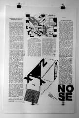 Nose4_Fall1988_1 (ethan pettit) Tags: gay art brooklyn lesbian transgender 80s williamsburg bushwick 90s zines avantgarde artmedia arttheory artistbooks artpress artmagazines brooklynrenaissance artpublishing
