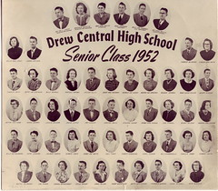 Drew Central High Graduating Class 1952 - Monticello Arkansas (flyovergreg) Tags: school brown white green handy jones high andrews ellis central johnson drew smith lee lloyd wilson arkansas woodward watts mitchell boyd griffith tucker leonard mills harper collins monticello rhodes chambers fairchild barnes farrar willis scroggins mcclain 1952 rabb thurman mcclure grubbs finnell hickam donham mckeown mchan tiner trimm etheridge wiesner scogin caperton goyne mausechardt