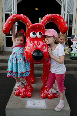 Gromit spotted #29 (Marie Godliman) Tags: sculpture dog art bristol fun character trail animation find 2013 ardman gromitunleashed