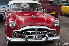 1952 Packard 200 DeLuxe (Adams Photography / FordJW) Tags: classiccar nederland carshow noordholland duivendrecht kingcruise usclassiccar adamsclassiccars borchlandduivendrecht fordjw janwillemadams