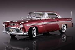 1956 Desoto Fireflite Sportsman Coupe (labranchouille) Tags: 124 danburymint desoto sportsman danbury diecast miniature cars americancars scale model scalemodel