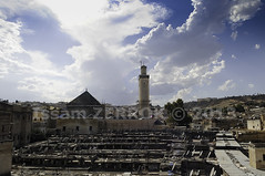 مسجد مولاي ادريس بفاس (عصام زروق) Tags: مسجد ادريس فاس مولاي