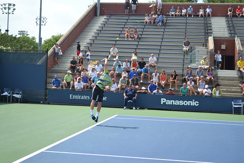 Alex Bogomolov - 2013 US Open - Alex Bogomolov, Jr