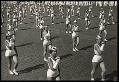 Sports Parade Alexander Rodchenko Fencing USSR CCCP Soviet