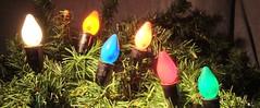 GE Smooth C6 Set (JeffCarter629) Tags: c6 vintagechristmas vintagechristmaslights generalelectricchristmas gechristmas gechristmaslights generalelectricchristmaslights