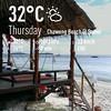 Koh Samui Weather 10 Oct2013 (soma-samui.com) Tags: beach weather island kohsamui chaweng タイ サムイ tourguidesoma somasamuicom ツアーガイドsoma チャウエンビーチ thailand
