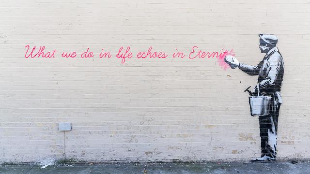 Banksy #14