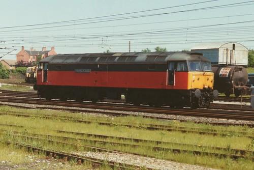 Parcels Sector Class 47/4, 47535