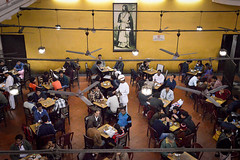 Indian Coffee House (Leonid Plotkin) Tags: india cafe asia kolkata calcutta indiancoffeehouse