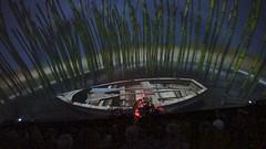 Steve Roach Vortex Dome Immersion Concert 2013-10 (Stephen Hill) Tags: vortex 3d concert space immersive dome ambient fractal electronic steveroach audriphillips