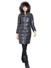 DUVETICA  ALIA SHINY NYLON DOWN JACKET (zavertiose) Tags: winter fall clothing women shiny down jacket nylon jackets alia 2013 duvetica duveticaaliashinynylondownjacketfallwinter2013womenclothingdownjackets