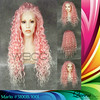 26 Inch Marlo High Grade Synthetic Drag Queen Lace Front Wigs (High Grade Synthetic Drag Queen Wigs) Tags: dragqueenwigs coloredwigs queencollection wigsbycc highgradesyntheticlacefrontwigs highqualitysyntheticwigs curlysyntheticwigs straightwigs