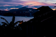 Sunset in Zihuatanejo (ravalli1) Tags: ocean sunset beach nature night landscape mexico nikon pacificocean zihuatanejo
