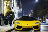 Lamborghini Aventador LP700-4     Giallo Orion (Valkarth) Tags: auto paris france car yellow jaune automobile europe dubai automotive voiture giallo arab coche lp orion saudi arabia 700 qt lamborghini supercar qatar ksa lambo qtr 700hp arabie 7004 700cv saoudite 700ch aventador lp700 lp7004