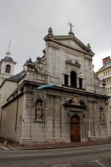 glise Notre-Dame de Chambry (twiga_swala) Tags: france church architecture french notredame chambery chambry savoie baroque notre dame monuments glise ville faade centreville monumental jesuit historique rhonealpes rhnealpes jsuites
